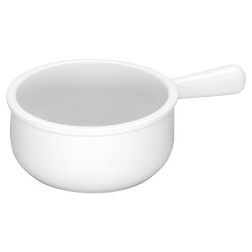 French Onion Soup Bowl, White