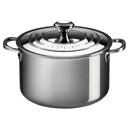 11 Qt Stainless Steel Stockpot