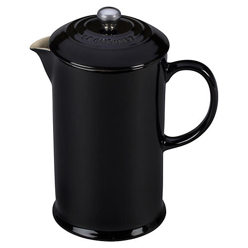 French Press, Black