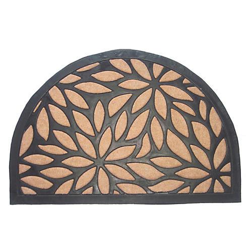 Tucana Doormat, Black/Brown