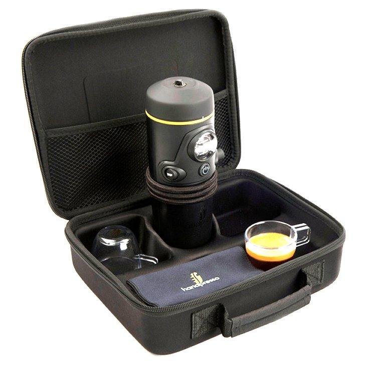 Handpresso In-Car Espresso Set, Black
