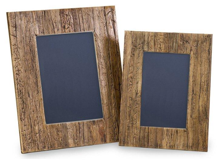 Asst. of 2 Havana Frames, Brown