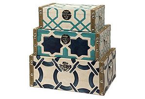 S/3 Hadley Boxes