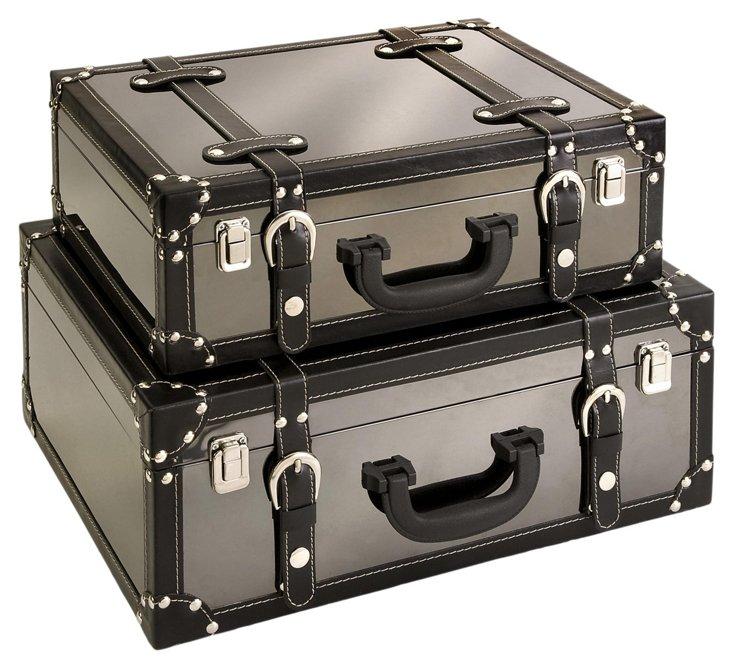 S/2 Tilman Suitcases