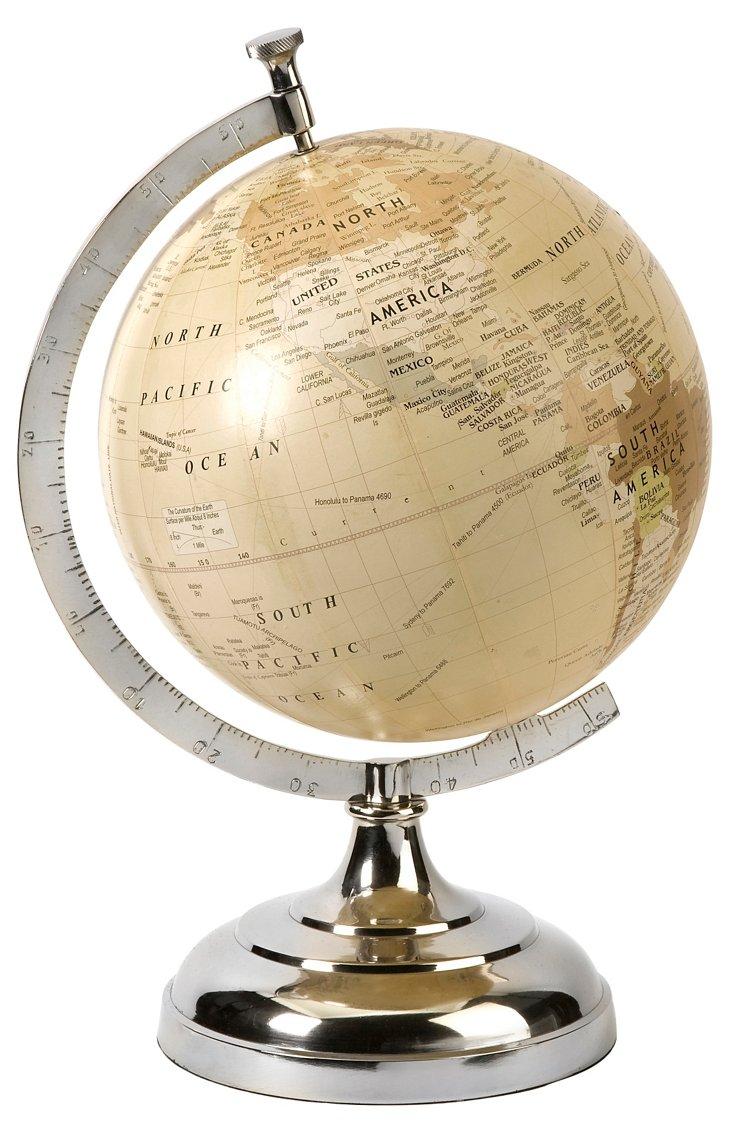 Tolman World Globe