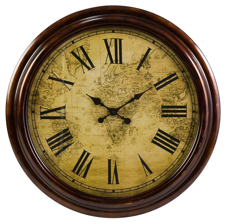 Salaberry Wall Clock