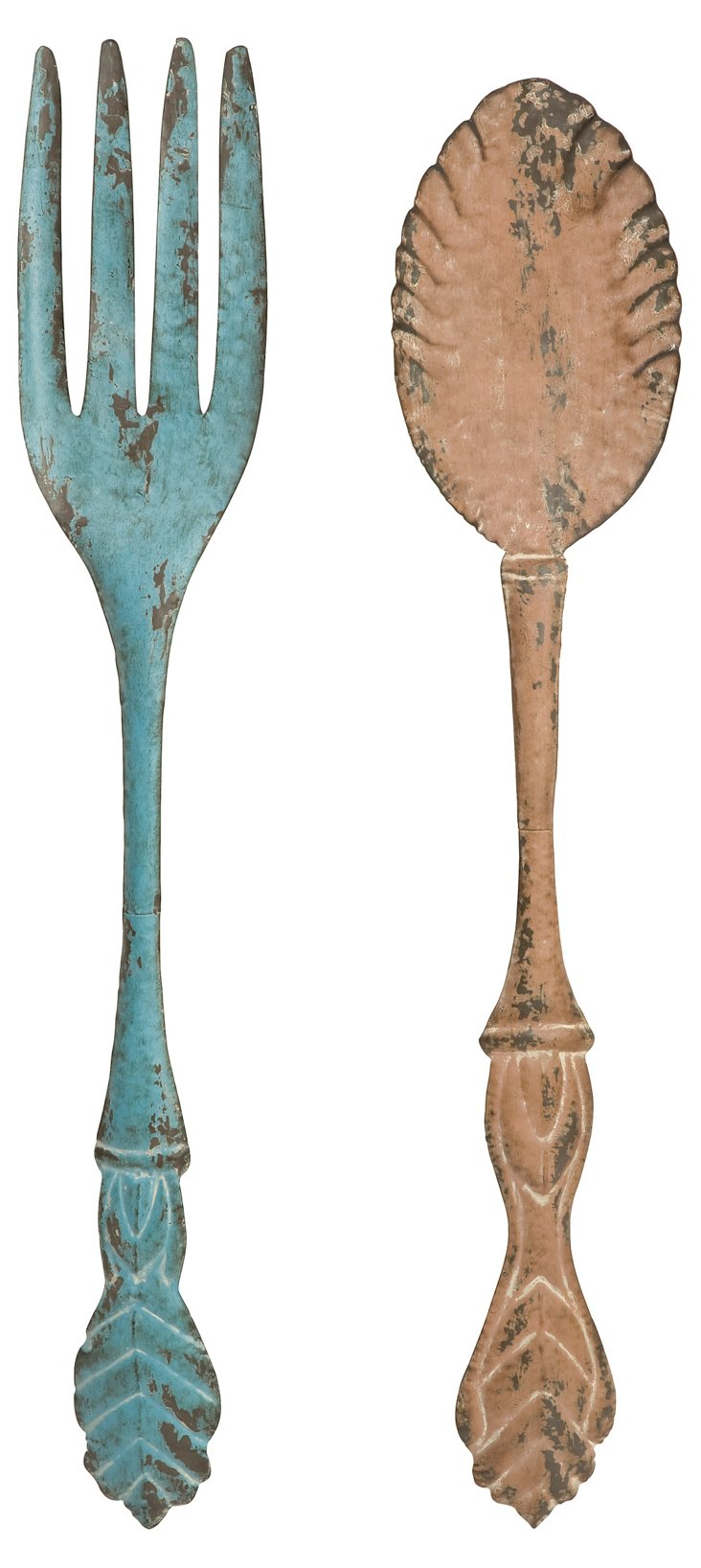 Mont Fork & Spoon Wall Decor, Asst. of 2