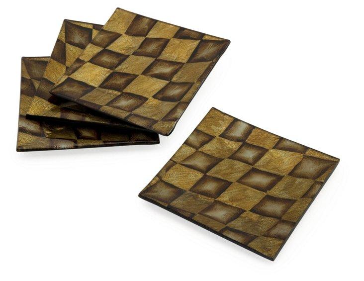 Dempsey Coasters w/ Box