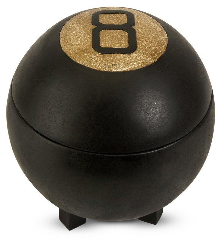 "8"" Eight-Ball Box"