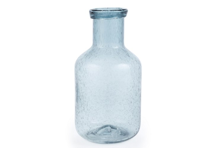 """11"""" Recycled Bottle, Blue"""
