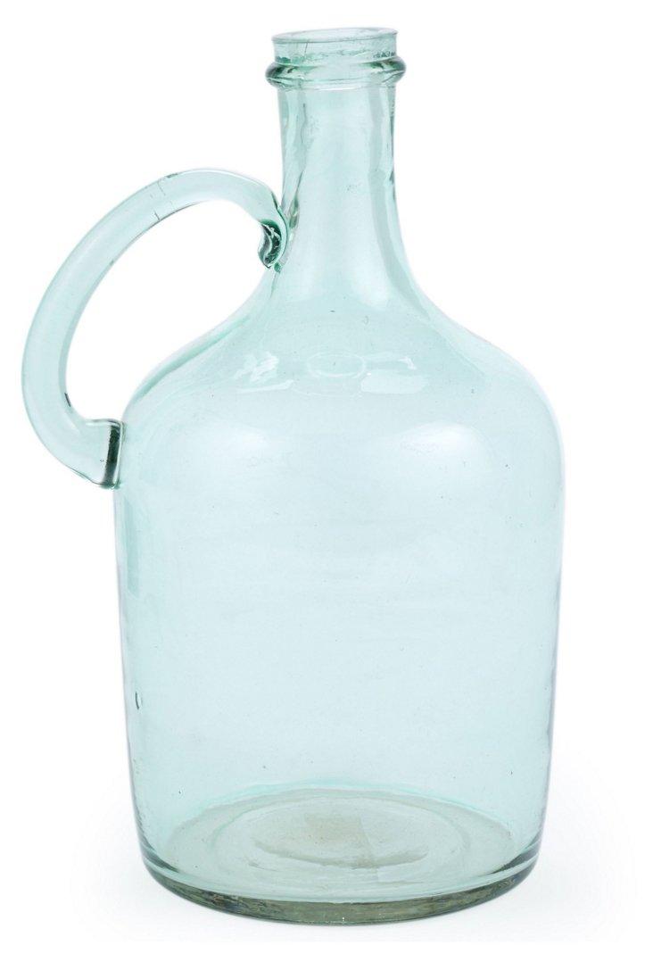"""13"""" Glass Handled Bottle"""