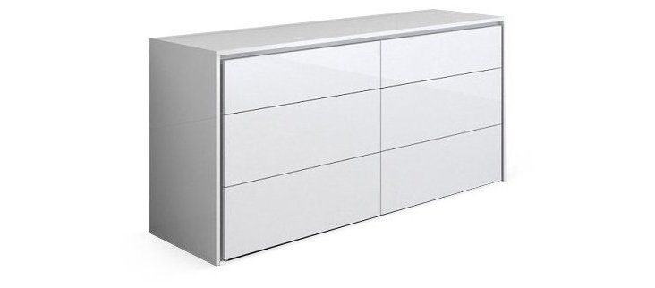 Zen Dresser, White