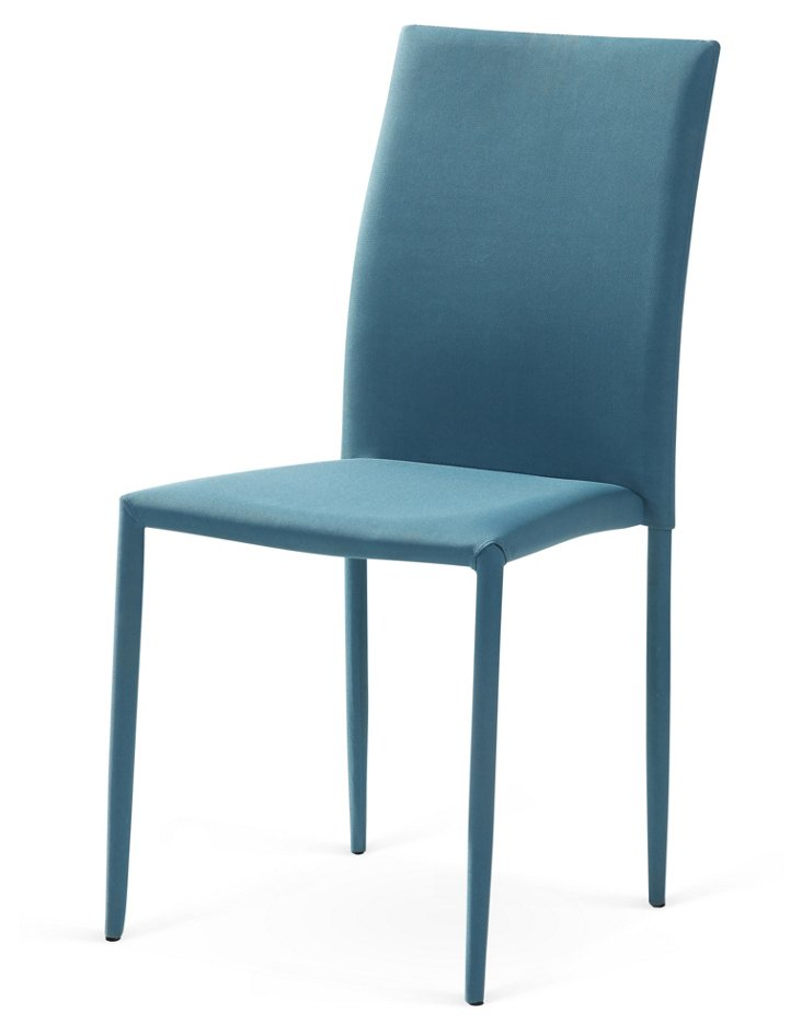 Kimba Chair, Aqua