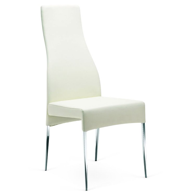 Valentino Chair, White