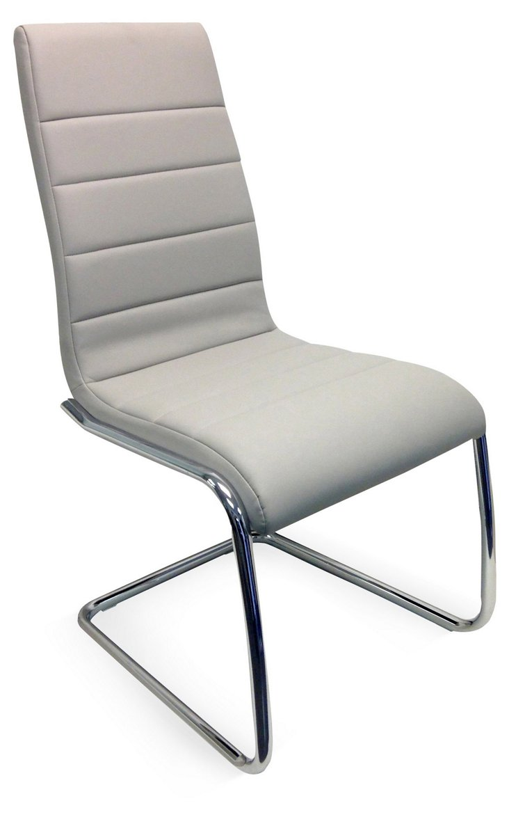 Avenue Chair, Gray