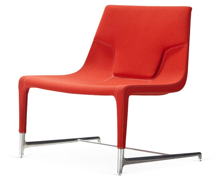 DNU, D-Modena Accent Chair, Or
