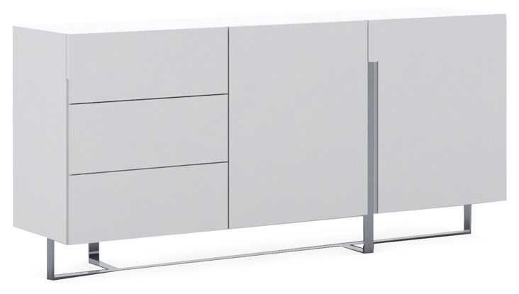 Collins Sideboard, White