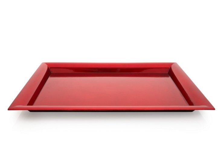 Small Mimi Tray, Red