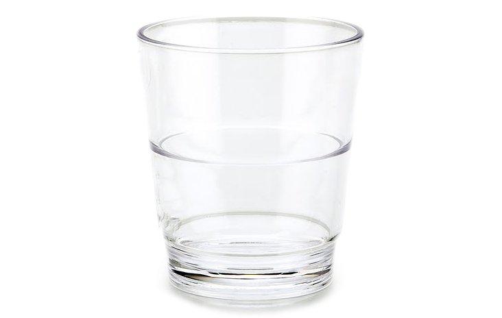 S/6 Maui DOF Glasses, Clear