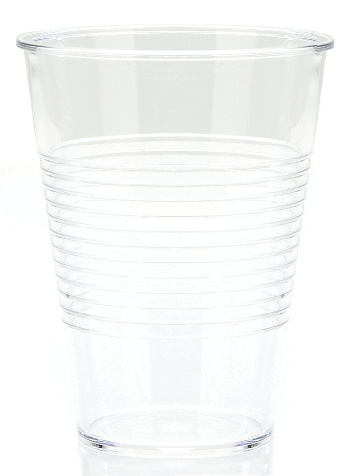 Set of 6 Rio Tumblers, Clear
