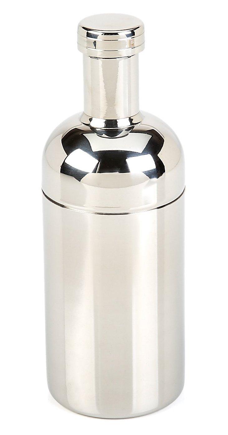Small Stainless Steel Zurich Shaker
