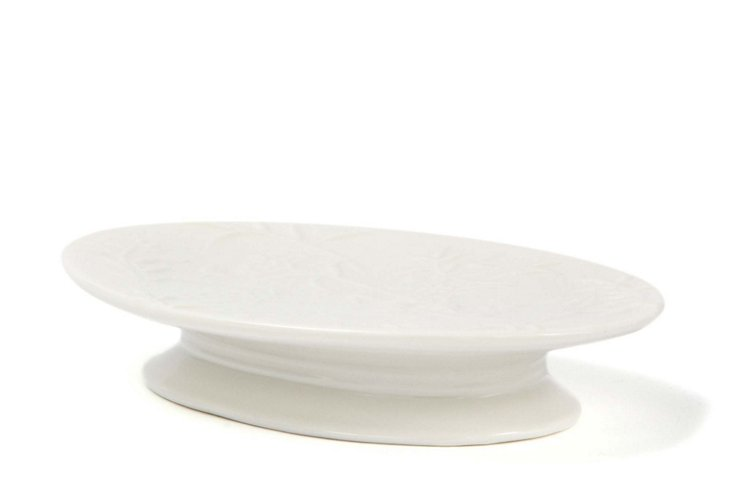 Florals Butterfly Soap Dish