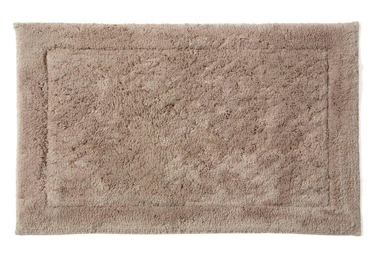 Large Sublime Bath Rug, Stone