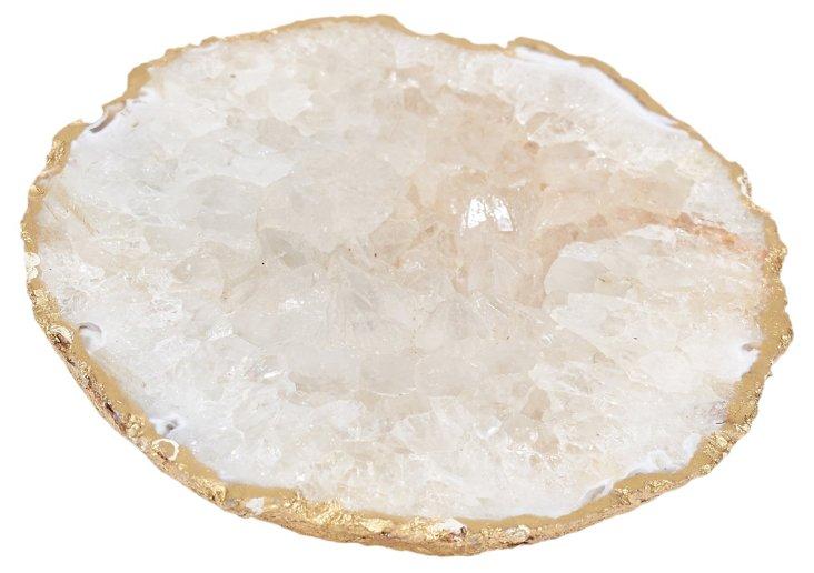 Brazilian Geode Paperweight