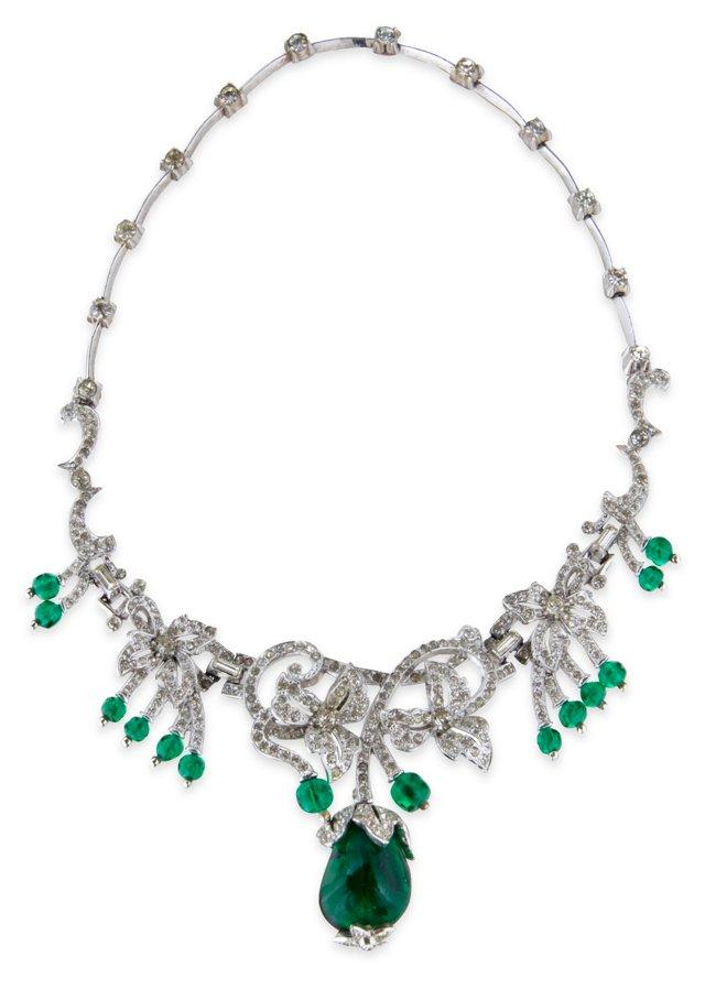 Kramer Crown Jewels Necklace