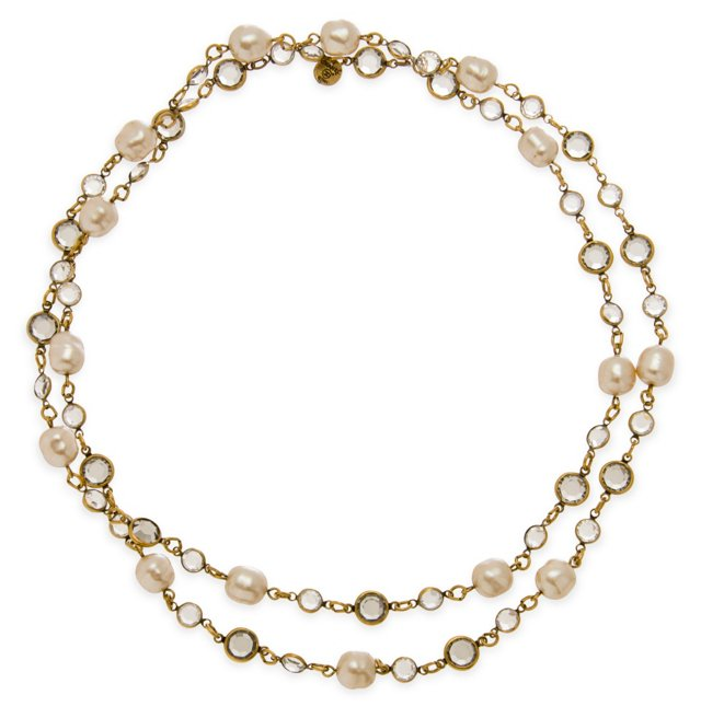 Chanel Sautoir Necklace, 1991
