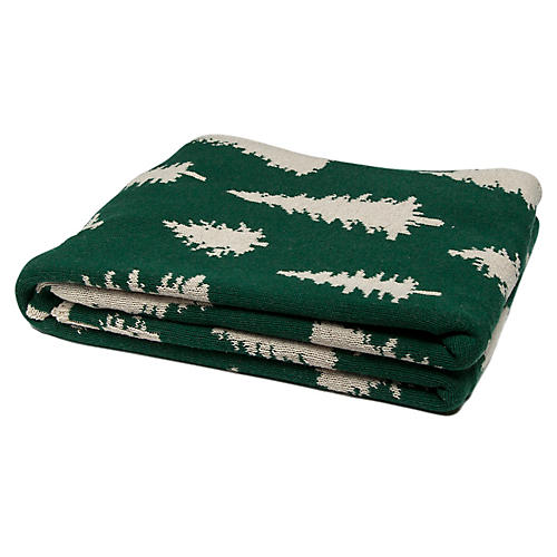Eco Reversible Fir Trees, Hunter