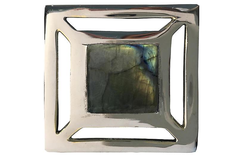 Evans Pull, Nickel/Labradorite