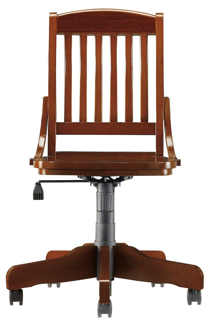 Bailey Banker Chair, Cherry