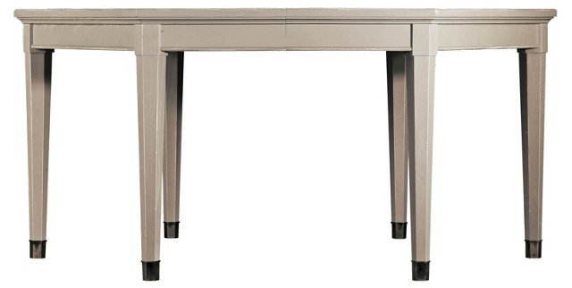 Soledad Extension Dining Table, Sand