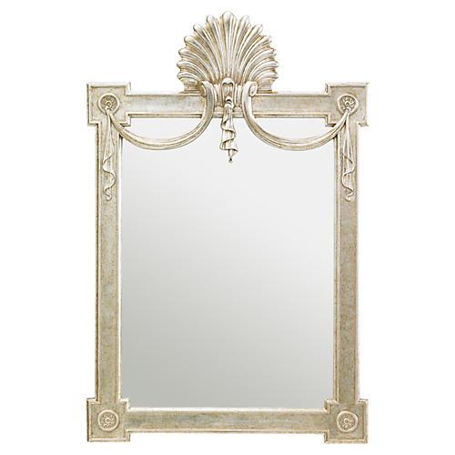 Regent's Oversize Mirror, Champagne