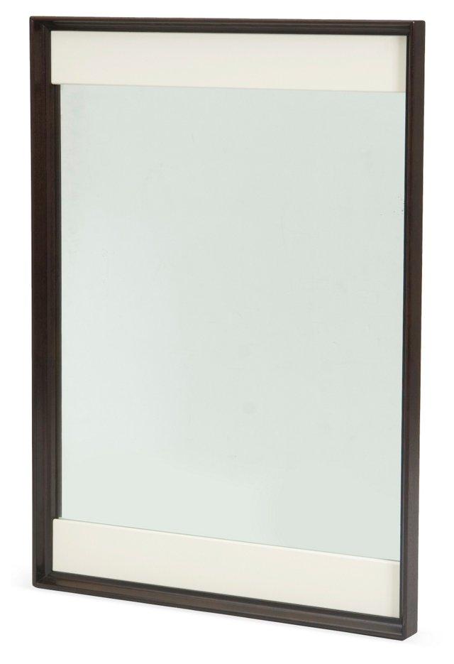 Spade-Handle Landscape Mirror