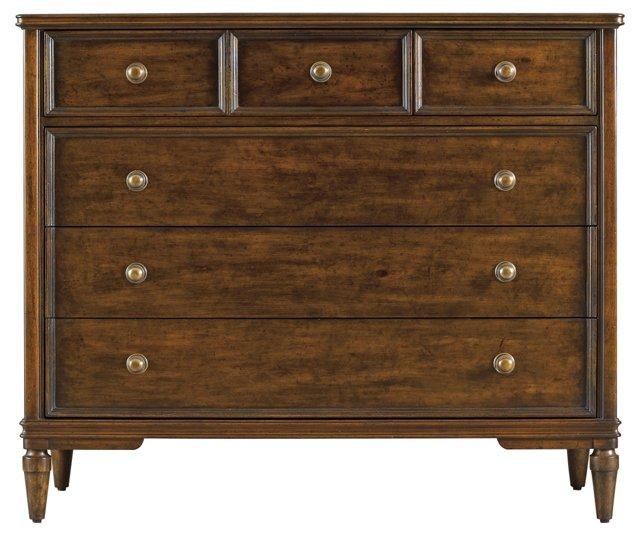 Molde Dresser, Brown