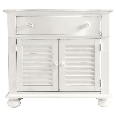 Summerhouse Dresser, White