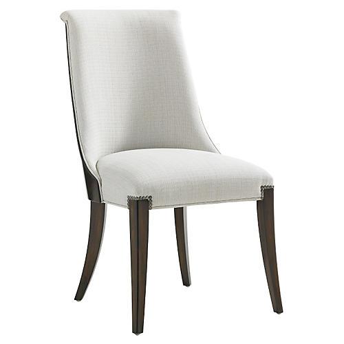 Santo Side Chair, Tobacco