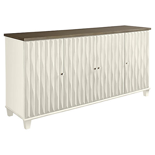 Tides 72 Sideboard White