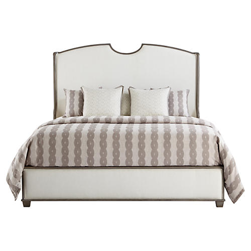 Solstice Canyon Shelter Bed, Gray