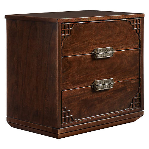 Copa Colonial Nightstand, Java