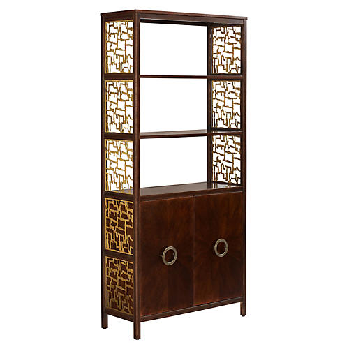 Promenade Bookcase, Java