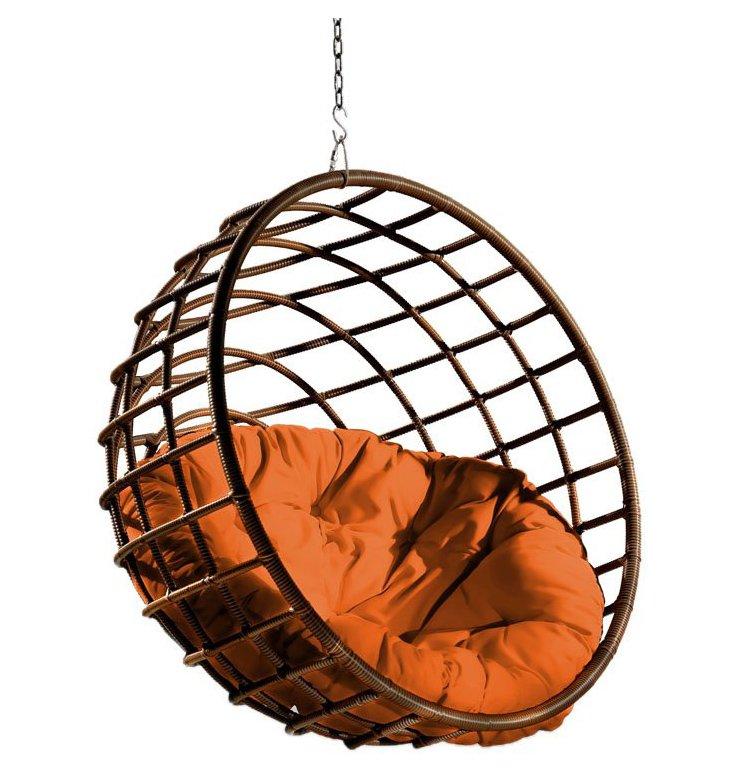 Urban Balance Sphere,Chocolate/Tangerine