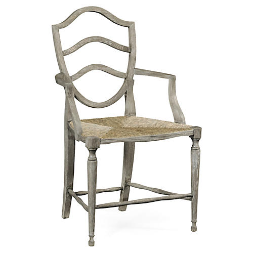 Bodiam Armchair, Ash Gray