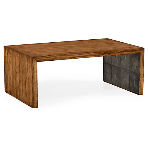 Albert Coffee Table, Sienna/Anthracite