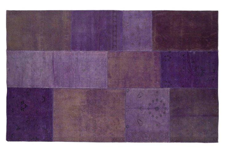Jarry Rug, Violet/Plum