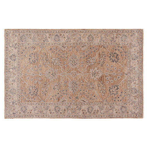 St. Andrews Rug, Natural/Gray