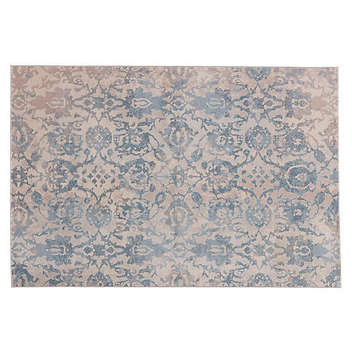 Maryanne Rug, Gray/Blue