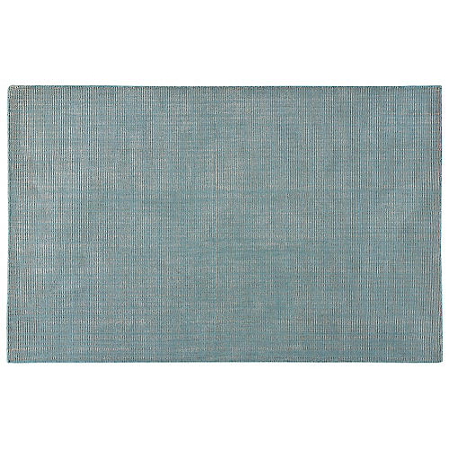 Arcadia Rug, Blue/Gray
